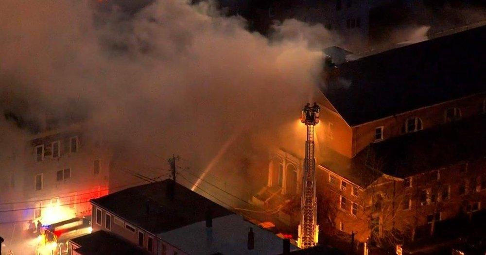 recent fire insurance claim in cambridge, ma
