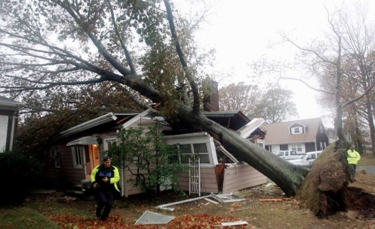 major structure damage insurance claim dedham, ma.