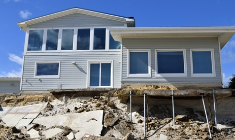 Cohasset, MA structural DAMAGE INSURANCE CLAIM.