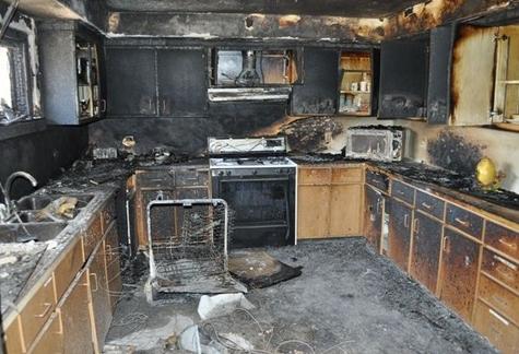 Hanover MA fire DAMAGE INSURANCE CLAIM.