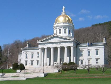 Montpelier Vt state capitol