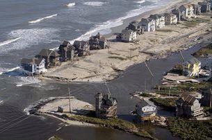 Pawleys Island, SC major hurricane damage insurance claim.