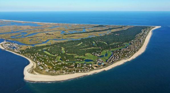 Cape Fear, NC (Bald Head Island)