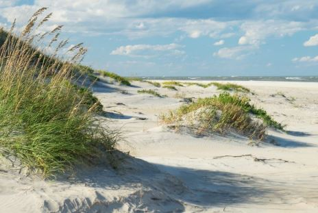 Salvo, North Carolina beaches.
