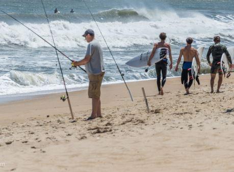 Frisco, NC beach