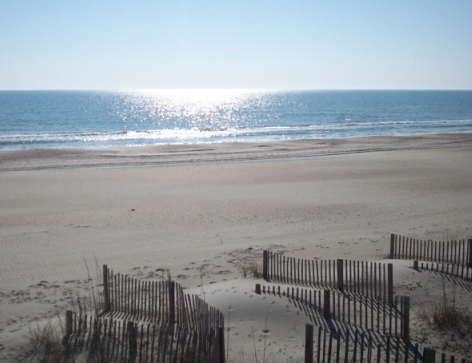 Pine Knoll Shores, NC beaches.