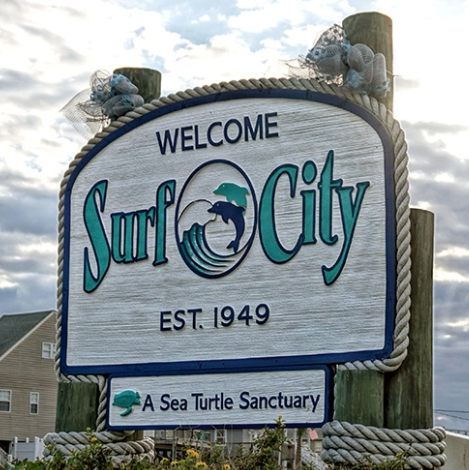 Surf City, North carolina.