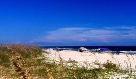 Carrabelle, FL beaches.