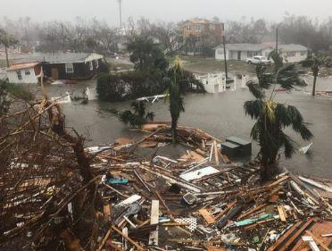 Eastpoint, FL hurricane insurance damage claims.