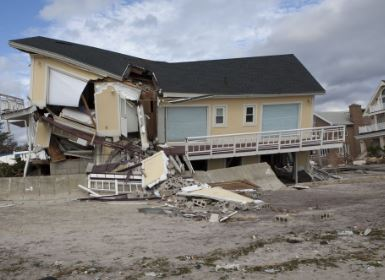 Miramar Beach, fL major house structural damage insurance claim.