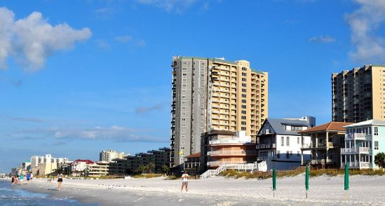 Miramar Beach, fl beachfront.