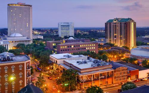 downtown. Tallahassee, FL.