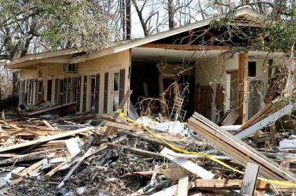 North Topsail Beach, NC  condo hurricane damage  insurance claim.*