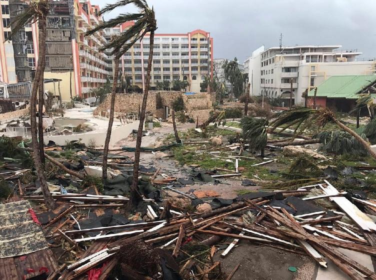 Boca raton, FL major hurricane commercial business interruption insurance claim.
