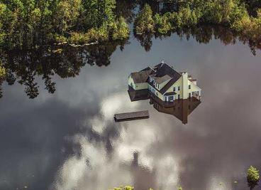 Maple Hill, NC major flood damage insurance claim.