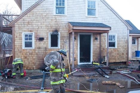 aquinnah ma house fire insurance claim.