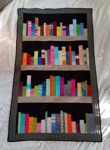 Derek's Quilt by Vicki Holloway