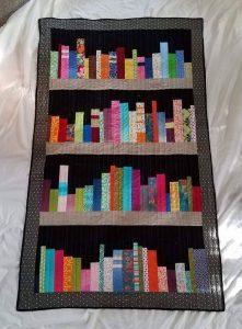 Derek's Quilt by Vicki Holloway