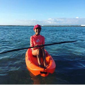 Azalia Kayaking