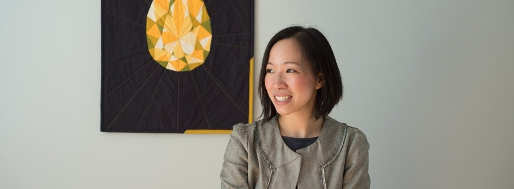 Andrea Tsang Jackson Interview at Quilts for Cure