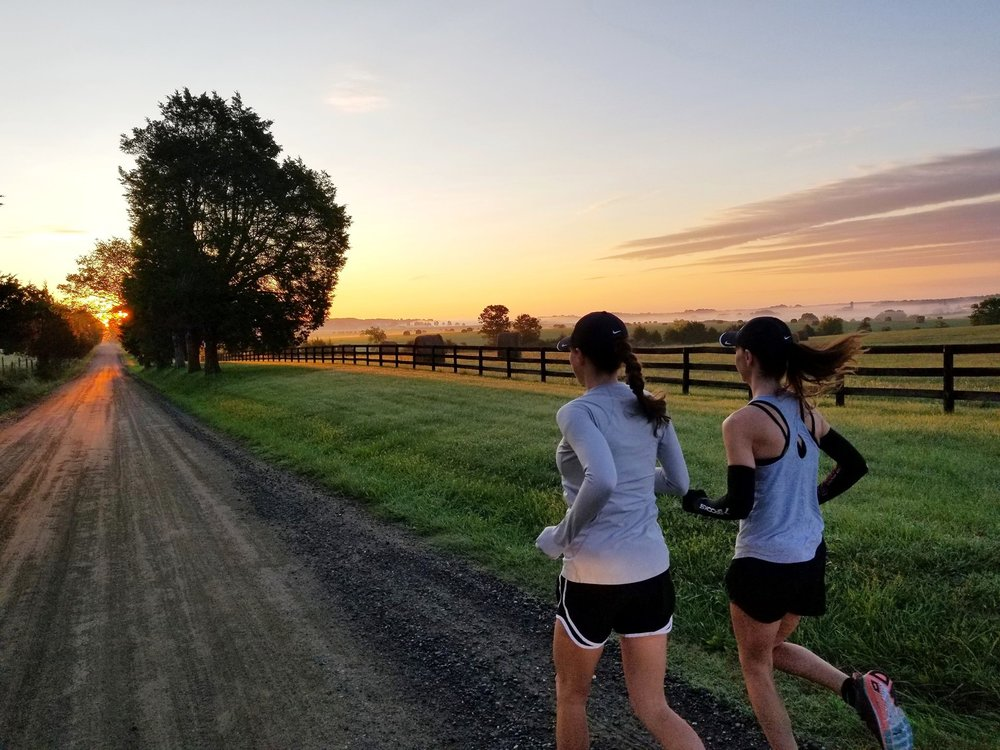Four-day, three night getaway to reset, refocus, & rev up your running   - Read below to see all that's included in this incredible weekend in the Blue Ridge, as well as a tentative itinerary