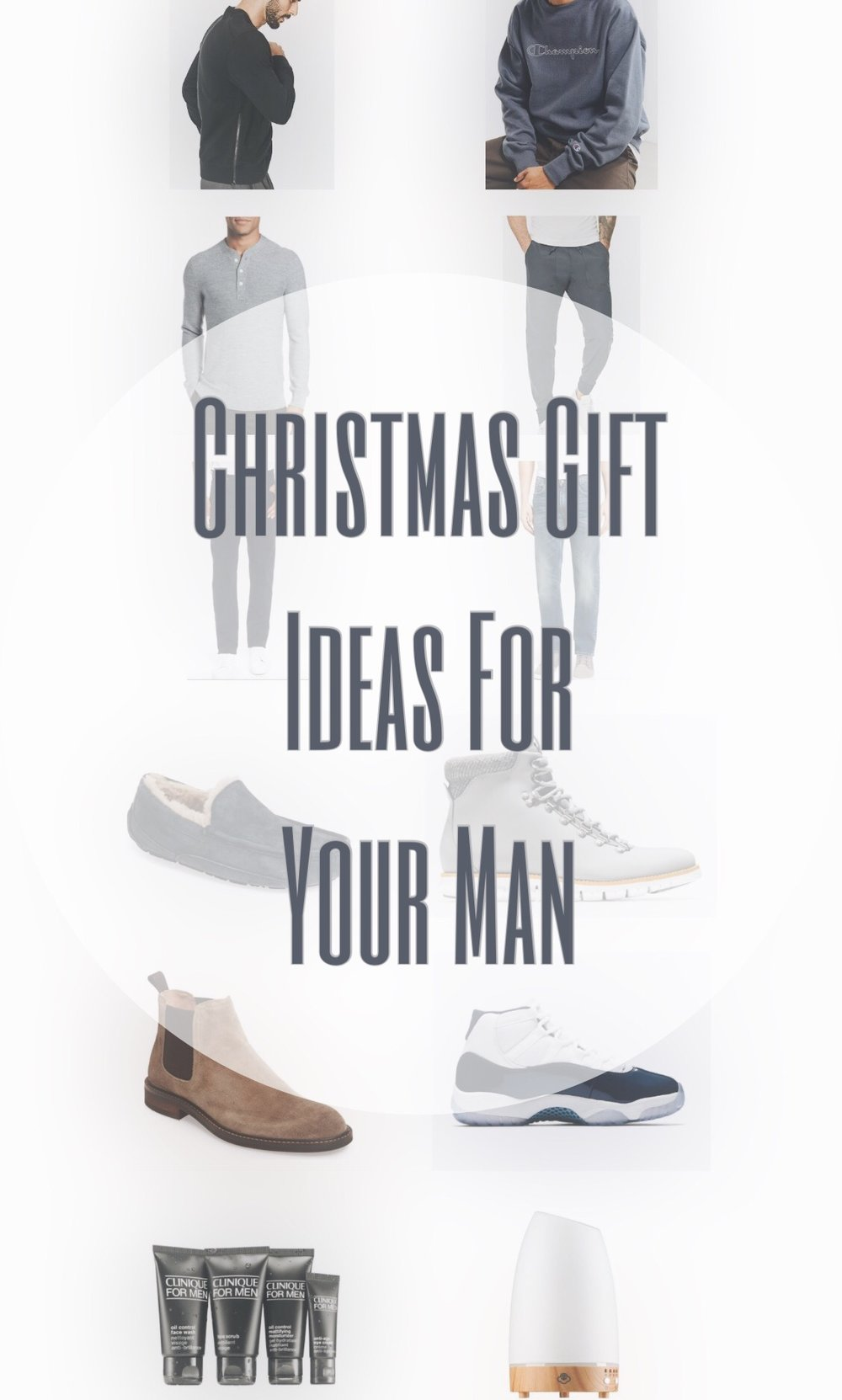 what to buy your man for christmas
