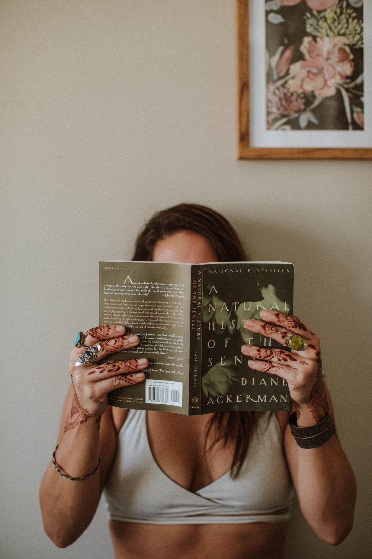 alchemyslowliving-read a good book
