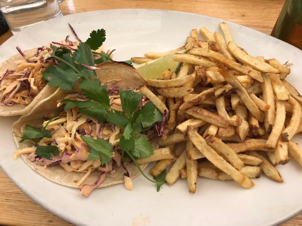 Shamara's Food:  Fish Tacos