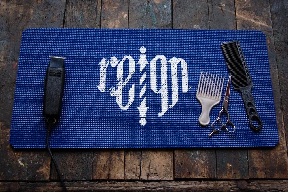 Reign USA Blue Mat