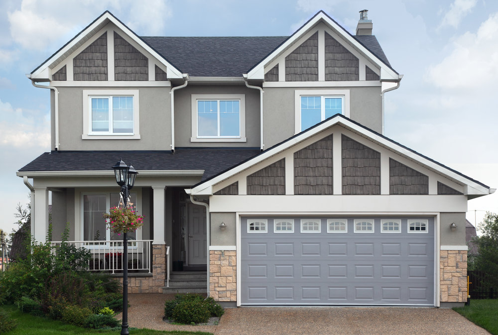 Return On Investment For Home Improvements  New Garage Doors Give You A 97%  Return!