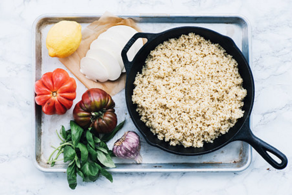 How To Make A Weeks Worth Of Protein-Packed Dinners With No Meat / BuzzFeed / Taylor Miller