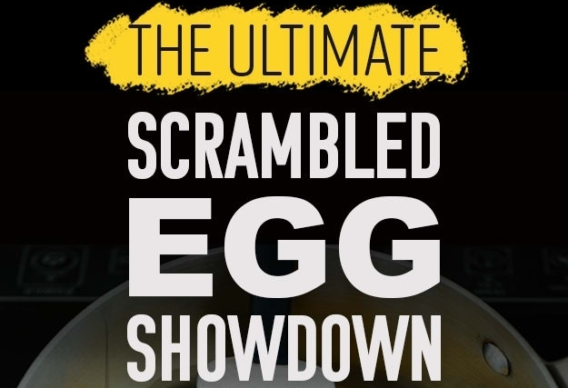 I Made 5 Famous Scrambled Egg Recipes And Found The Very Best One / BuzzFeed / Alice Yoo