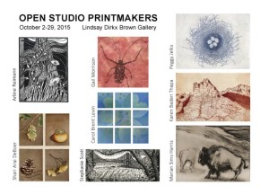 Open Studio Printmakers exhibit