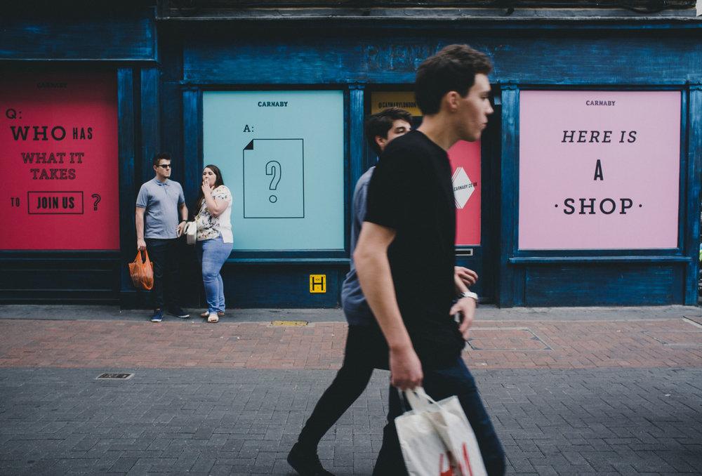 Carnaby Street   www.willoharephotography.com