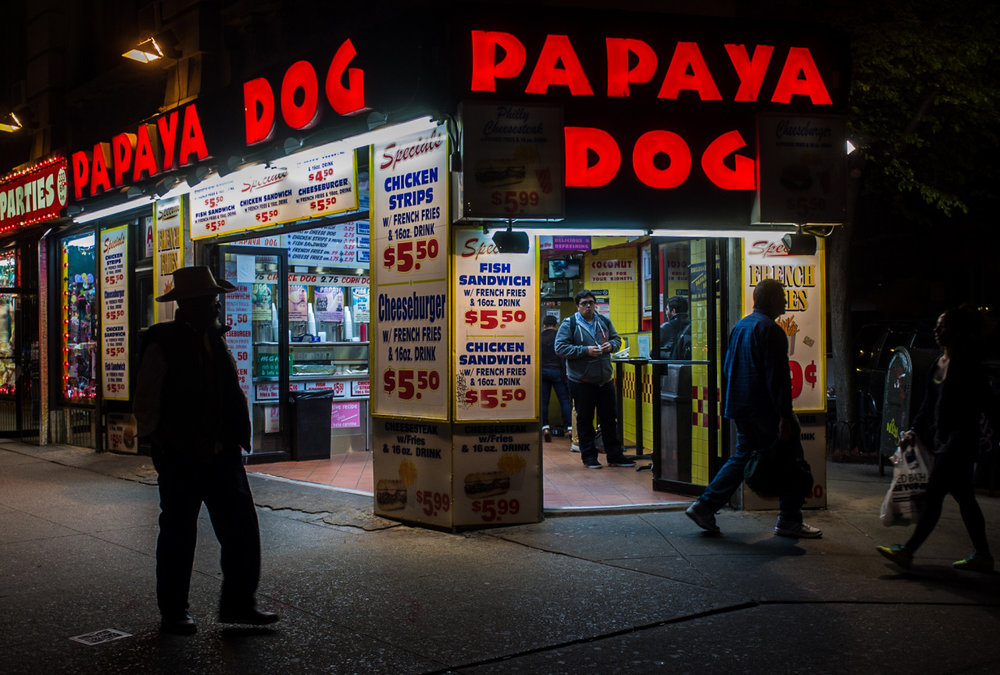 132. Papaya Dog    www.willoharephotography.com