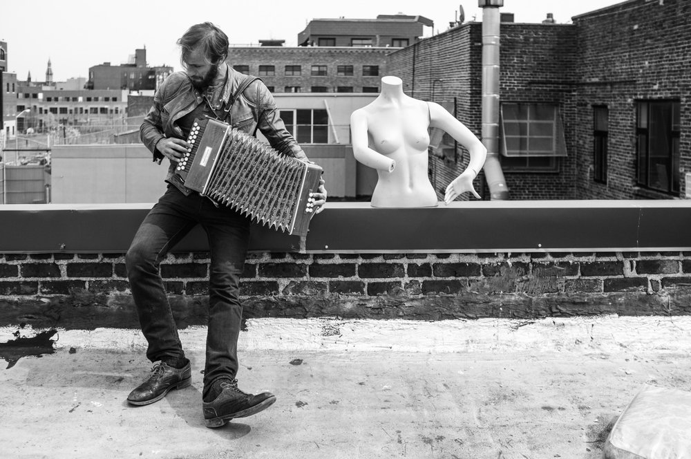 123. Rooftop Accordian    www.willoharephotography.com