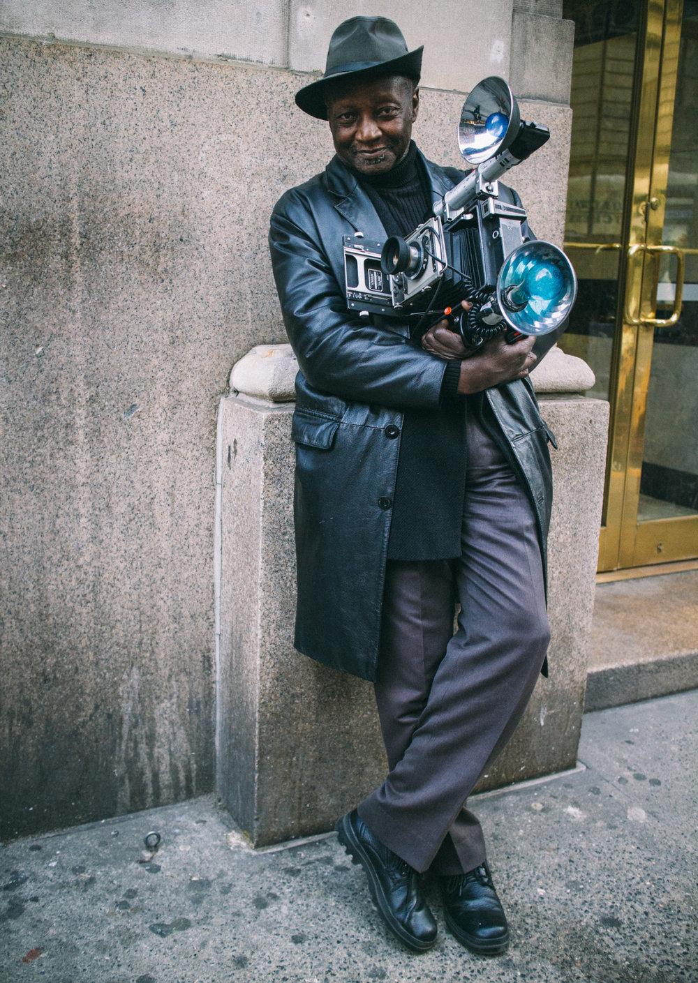 71. Camera Man    www.willoharephotography.com