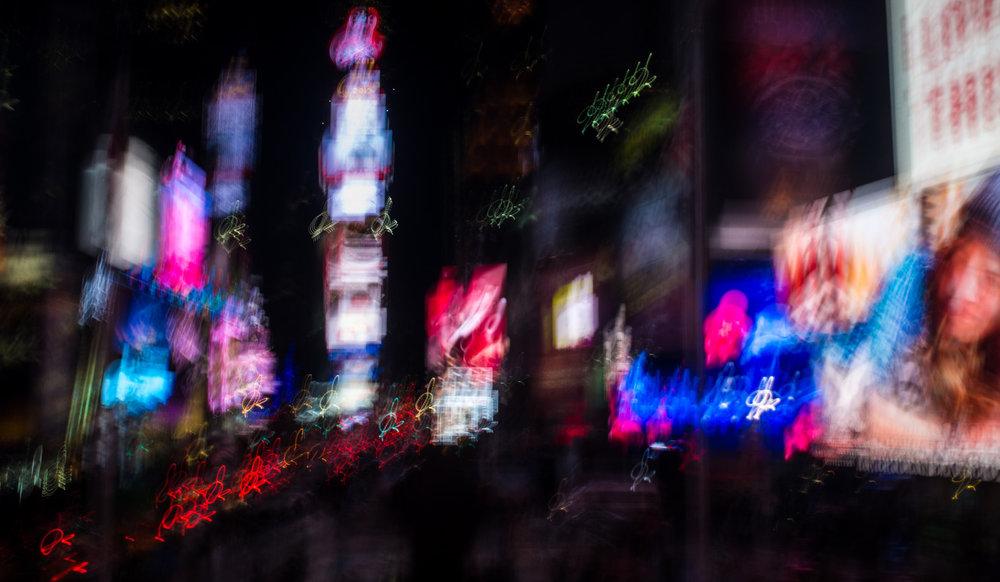 33. Times Square    www.willoharephotography.com
