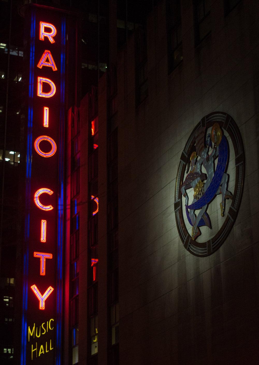 20. Radio City    www.willoharephotography.com