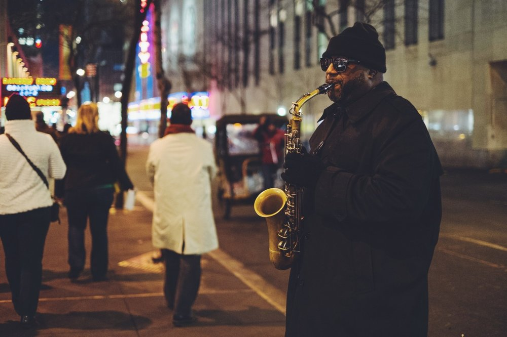 9. Street Jazz    www.willoharephotography.com