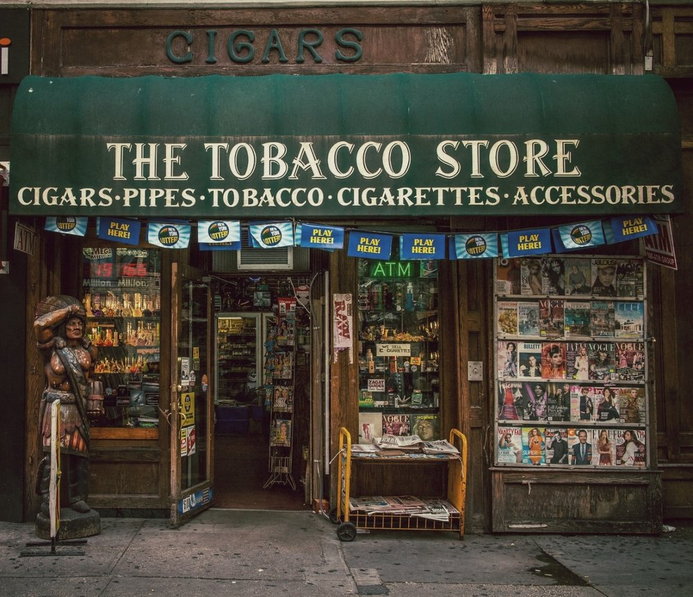 The Tobacco Store