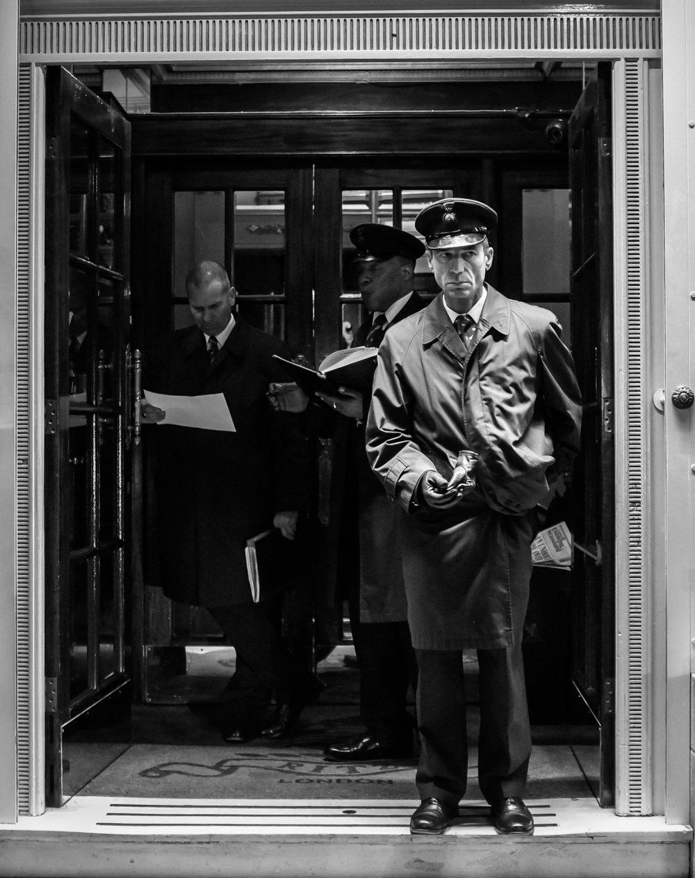 334 - The Doorman