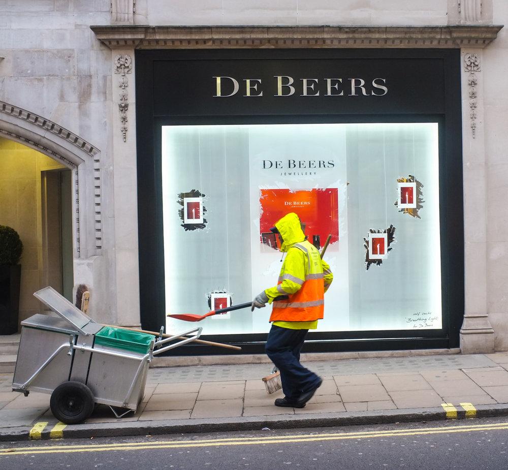 324 - De Beers   #366project #FujiX100