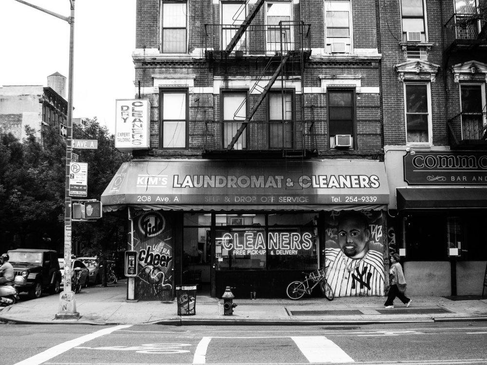 275 - Kim's Laundromat   #366project