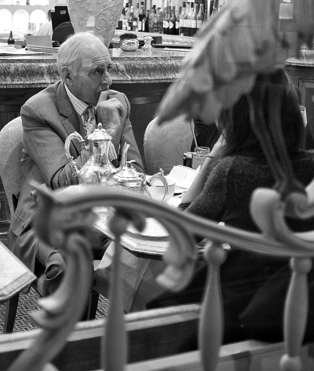 319 - High Tea   #FujiX100 #366project