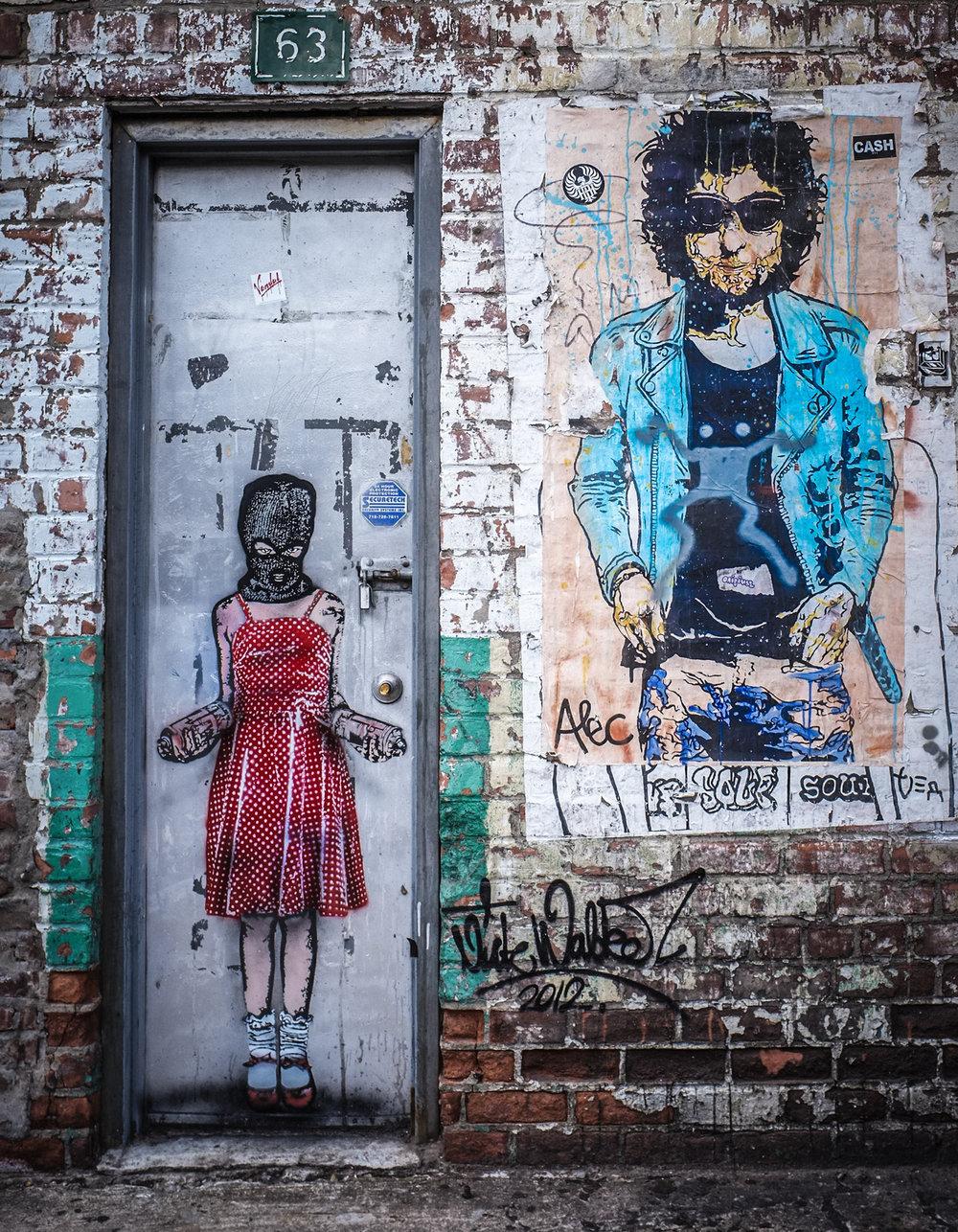 253 - Paint Girl   #366project #FujiX100