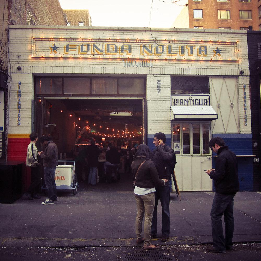 116 - Fonda Nolita   #366Project