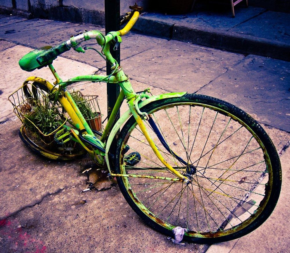 104 - Bike Garden   #366Project