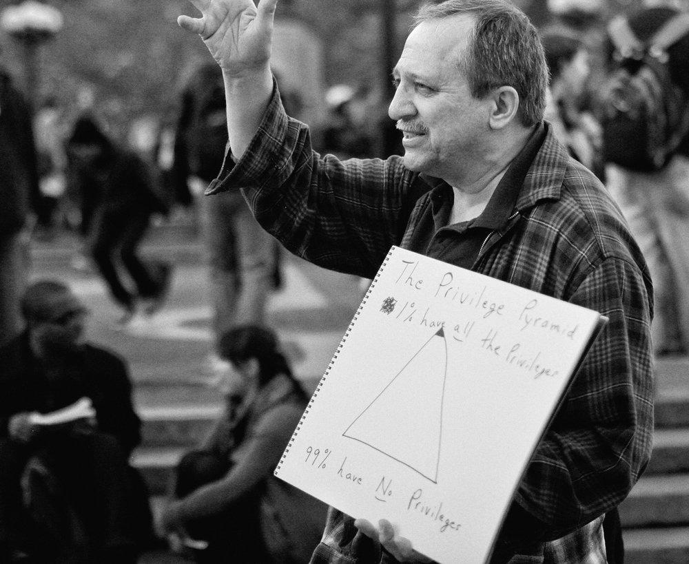 97 - The Privilege Pyramid   #366Project
