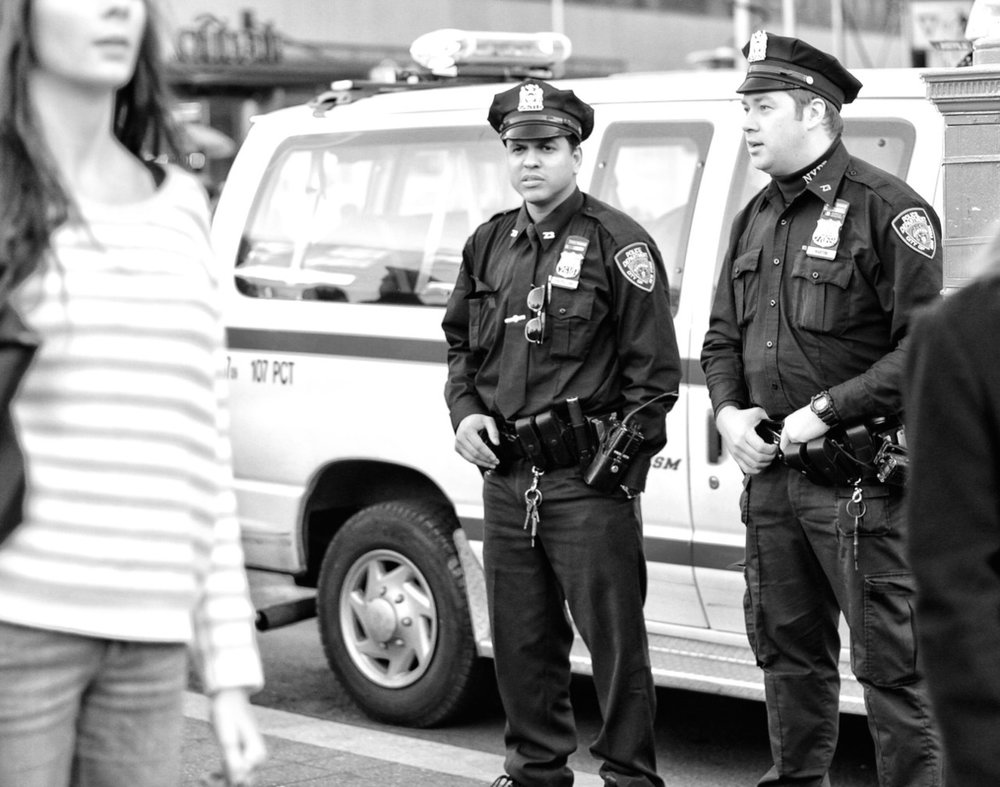 96 - Union Square Patrol   #366Project